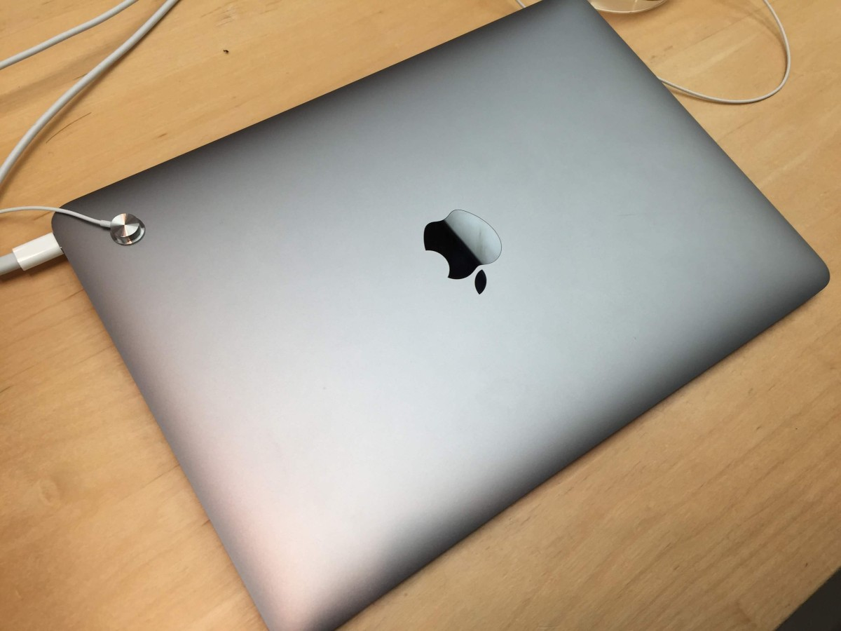 12インチMacBook Retina